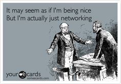 Some networking humor!