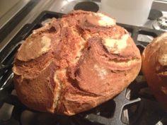 Pane con lievito madre fatto in casa on http://www.chezmoibyfausto.it