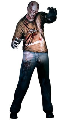 Zombie from Resident Evil: Operation Raccoon City