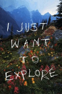 i just want to explore.  where will #babywearing take you? #greatoutdoors