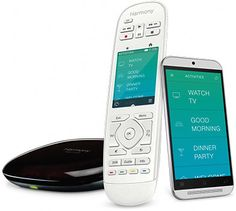 Logitech Harmony Ultimate Home provides home automation control