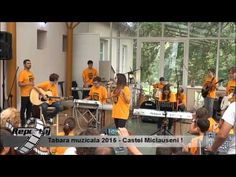 Tabara muzicala Castel Miclauseni - Partea I