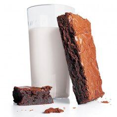 Double-Chocolate Brownies - Martha Stewart Recipes