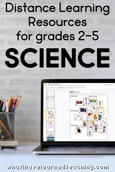 Science Distance Learning Resources for Grades Science Curriculum, Science Classroom, Science Lessons, Teaching Science, Science Activities, Science Fun, Science Projects, Science Experiments, Fourth Grade Science
