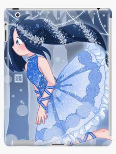'Dawn' iPad Case/Skin by konapple Canvas Prints, Framed Prints, Art Prints, Drawing Things, Lip Designs, Fairy Tail, Ipad Case, Art Boards
