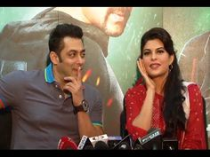 Salman Khan & Jacqueline Fernandez interview before release KICK movie | 1