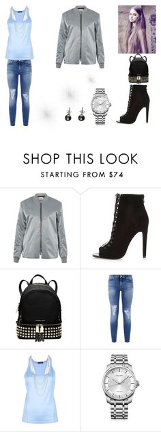 """""""Fashions of today"""" by lightcoti ❤ liked on Polyvore featuring Acne Studios, River Island, MICHAEL Michael Kors, 7 For All Mankind, Dsquared2, Calvin Klein, modern and Beauty"""