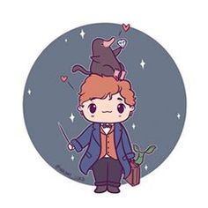 art, books, and chibi afbeelding Arte Do Harry Potter, Cute Harry Potter, Images Harry Potter, Theme Harry Potter, Harry Potter Drawings, Harry Potter Anime, Harry Potter Universal, Harry Potter Fandom, Harry Potter Characters