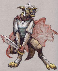 kobold warrior - Google Search
