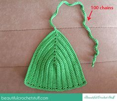 Crochet Swimsuit Free Pattern | Beautiful Crochet Stuff