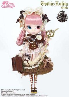 Pullip Gothic Lolita