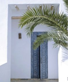 Ibiza house with moroccon details