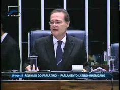 Renan diz que processo de integração regional é caminho mais seguro para...