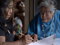 This Wrote a Dictionary to Save Her Tribe's Dying Language -- Marie Wilcox of the Wukchumni tribe has worked for 7 years on the project. She is the only speaker of the tribe's language who is still living (of about 200 members left today. Native American Women, American History, Teaching History, Teaching Resources, Higher Education, Education Sites, Short Film, Curriculum, Homeschool