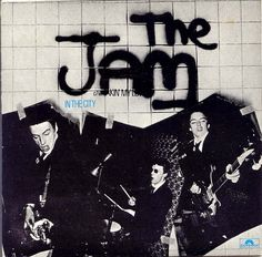 THE JAM In The City b/w Takin' My Love 1977 single on Polydor (reissue) 2058 866 via Flickr