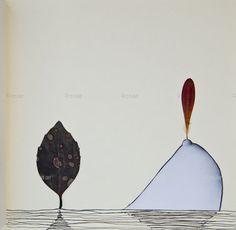 Obra realizada por Rosae Román. Perteneciente al libro La Flor del Cuerpo y el Tiempo II