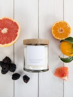 8 oz Yummi Scented Candle Jars Scented Candles, Candle Jars, 100 Pure Essential Oils, Candle Making, Earthy, Crisp, Raspberry, Fragrance, Pure Products