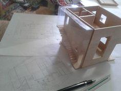 Casa Cubo #ProjetoArquitetonico