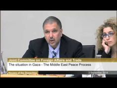 Richard Boyd Barrett- Israel is not a normal state and should not be treated as such - YouTube