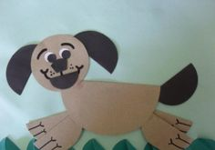 44 Best Dog Craft Images Day Care Preschools Preschool