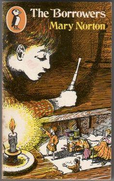 .The Borrowers by Mary Norton