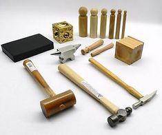 Metal Jewelry Making Tools
