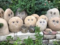 Garden Images, Birdhouses, Garden Art, Garden Sculpture, Happiness, Gardens, Outdoor Decor, Plants, Home Decor