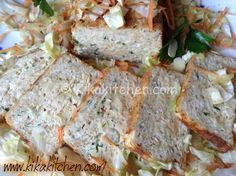 Plum Cake di pollo e finocchi