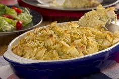 We don't know if Davy Crockett had meals like this, but we're sure he'd have loved it, and your family will, too. Frontier Chicken & Noodle Casserole is robust and delicious, and the simplest dinner you could imagine.