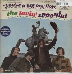 The Lovin' Spoonful - You're A Big Boy Now - The Original Sound Track Album