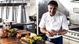 Raymond Blanc teaches you the basics of frying with a stir-fried salad.