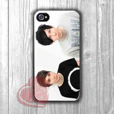 Dan and Phil Youtubers -end for iPhone 4/4S/5/5S/5C/6/ 6+,samsung S3/S4/S5,samsung note 3/4