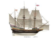 Golden Hind, Adobe Photoshop, Drake, Format A3, Sir Francis, Ship Drawing, Sign Printing, Tudor, All Print