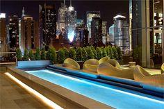 Amazing hotel terraces around the world