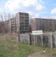 Chernobyl Pictures Before and After   ... small town where 50000 inhabitants live before the Chernobyl accident