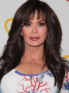 Marie Osmond Plastic Surgery: is it really just Botox New Hair Do, Great Hair, Marie Osmond Plastic Surgery, Marie Osmond Hot, Girl Celebrities, Celebs, Layered Haircuts, Cool Hairstyles, Hair Cuts