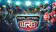 Real Steel World Robot Boxing APK v11.11.224 [Mod Money] - http://hatehat.com/real-steel-world-robot-boxing-apk-v11-11-224-mod-money/