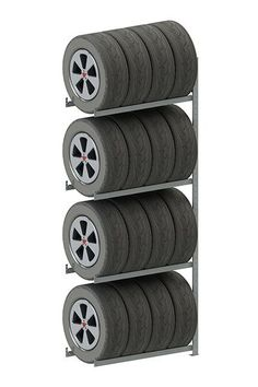 Rolling Tire Storage Rack Delectable Rolling Tire Storage Rack  Pinterest  Tire Rack Storage Rack And