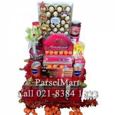 Send Chinese New Year Hampers with Free Delivery to Indonesia.