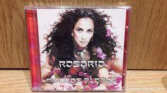 ROSARIO. MUCHAS FLORES. CD / SONY MUSIC - 2001. 11 TEMAS / CALIDAD LUJO