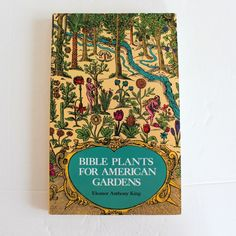 Bible Plants For American Gardens Eleanor Anthony King Paperback Dover Publicati