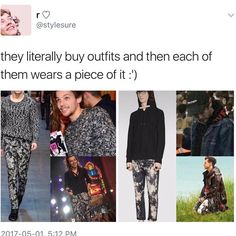 ❤ Larry Details + Proof (May 2017)