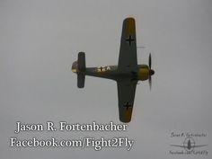 World's only flying ORIGINAL Fw-190 - YouTube