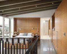 Portage Bay bedroom