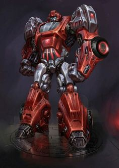 Transformers Fall of Cybertron Ironhide