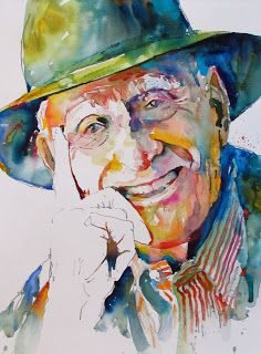 David Lobenberg   WATERCOLOR