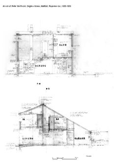Alison And Peter Smithson, Famous Architects, Watford, Architectural Drawings, Modernism, Facades, Architecture, Ps, Models