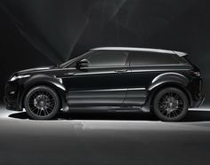 First debuted during the Geneva Motor Show earlier this year, German auto tuning specialist HAMANN-Motorsport recently unveiled the details behind its upgrade program for the Range Rover Evoque Coupe. To install an aggressive appearance with optimal aerodynamic efficiency, HAMANN adds a brand new body kit. The addition widens the vehicle's front stance by 70 mm more and rear by 80 mm, all the better to accommodate the larger 22-inch alloy wheels, also by HAMANN. Owners can also sel...