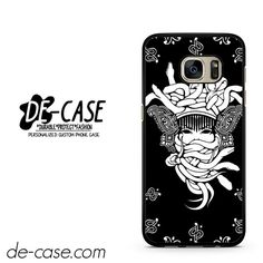 Crooks And Castles DEAL-2865 Samsung Phonecase Cover For Samsung Galaxy S7 / S7 Edge