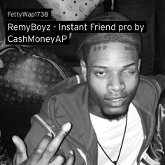 "Fetty Wap "" Dropped sunn new for ya produced by @cashmoneyap  ft my bro @remyboymonty1738  "" #fettyWap #rap #trap #1738 #RemyBoyz"